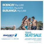 SKYJET TRAVEL SEAT SALE: OCTOBER 2016 – MARCH 2017