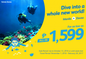 Cebu Pacific Promo Seat