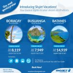 SKYJET AIRLINES ONE WEEK SPECIAL PROMO