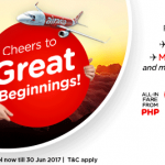 Air Asia Seat Sale Promo 2017