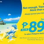 Cebu Pacific Air Piso Fare