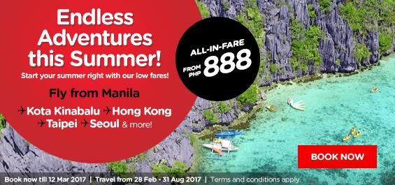 AirAsia Seat Sale Promo
