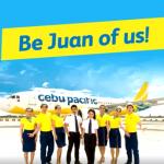 Cebu Pacific Air Cabin Crew Hiring