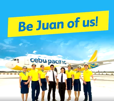 Cebu Pacific Air Cabin Crew Hiring