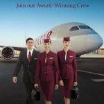 QATAR AIRWAYS: CABIN CREW RECRUITMENT EVENT (FEMALE ONLY) – CEBU