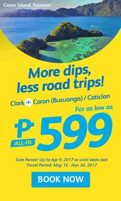 Cebu Pacific Air New Routes
