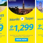 Cebu Pacific Air Promo Fare