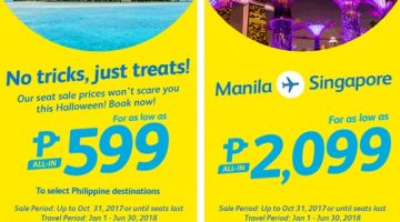CEBU PACIFIC AIR: BOOK FOR AS LOW AS 599 ALL-IN!