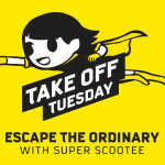 FLY SCOOT: TAKE OFF TUESDAY FOR 1899 ONLY!