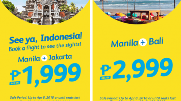 CEBU PACIFIC AIR: FLIGHTS FOR AS LOW AS 999 ALL-IN!