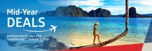 Philippine Airlines Mid-Year