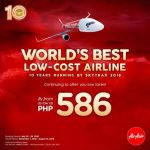 AirAsia World's Best Low-Cost Airline