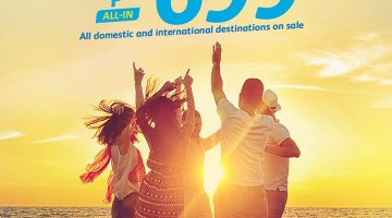 CEBU PACIFIC AIR: PAYDAY FLYDAY – FLIGHTS FOR AS LOW AS 699 ALL-IN