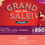 AirAsia Grand Year-End Sale
