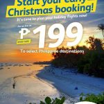 CEBU PACIFIC AIR: 199 ALL-IN TO ALL FLIGHTS!