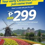 CEBU PACIFIC AIR: 299 ALL-IN TO ALL FLIGHTS!