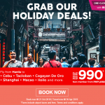 AirAsia Holiday Deals