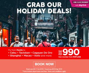 AirAsia Holiday Deals