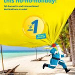 CEBU PACIFIC AIR: 1php ONLY FOR CHRISTMAS HOLIDAY!