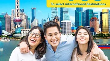 CEBU PACIFIC AIR: 799 BASE FARE ONLY TO ANY INTERNATIONAL FLIGHTS!