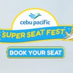 CEBU PACIFIC 23rd Anniversary marks its biggest SEAT SALE!