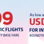 PHILIPPINE AIRLINES: FLIGHTS FOR AS LOW AS 99 ONE-WAY ECONOMY BASE FARE!