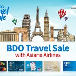 Asiana Airlines Travel Sale